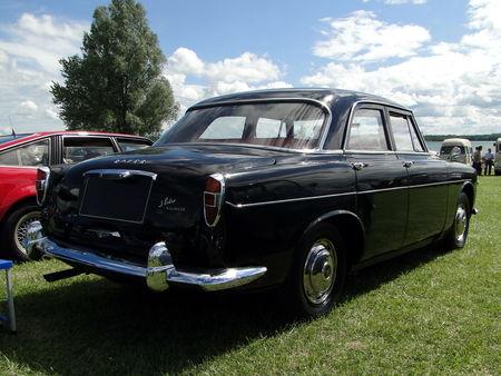 ROVER Type P5 3 Litre Berline 1964 Retro meus Auto Lac de Madine 2010 2