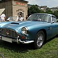 Aston martin db4 series 4-1961