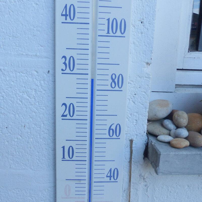 température du jour