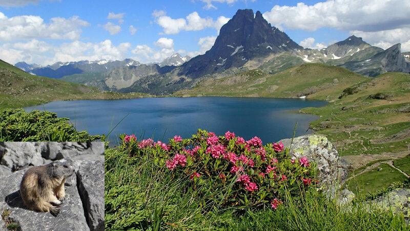 Le lac Genteau 1