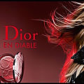 Vernis haute couleur effet gel - hot - devilish cute - trigger - rouge en diable - dior