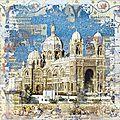 La cathédrale - Marseille