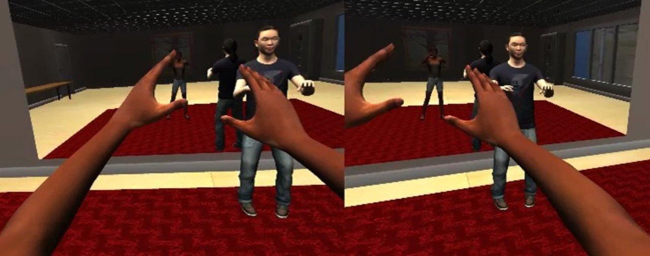 Aristote, Socrate, Kant et les autres vont se retourner dans leur tombe :la réalité virtuelle pour explorer la conscience de soi