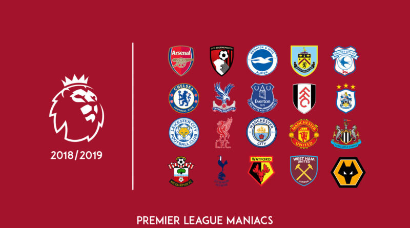 Premier League 23ème Journée Le programme de ce Week-end !