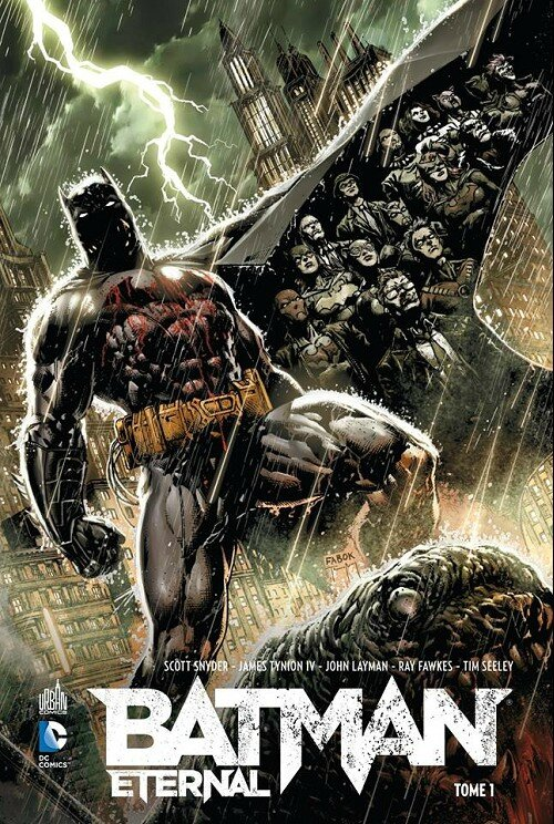 Urban Comics : Batman Eternal