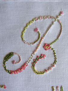 Alfabeto Claudia Rita - B