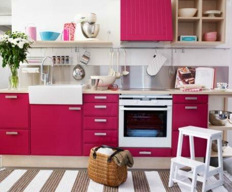 Attrayant Idées De Décoration Du0027une Cuisine Belle,pratique Et Moderne