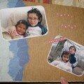 Un mini album sur mes neveux