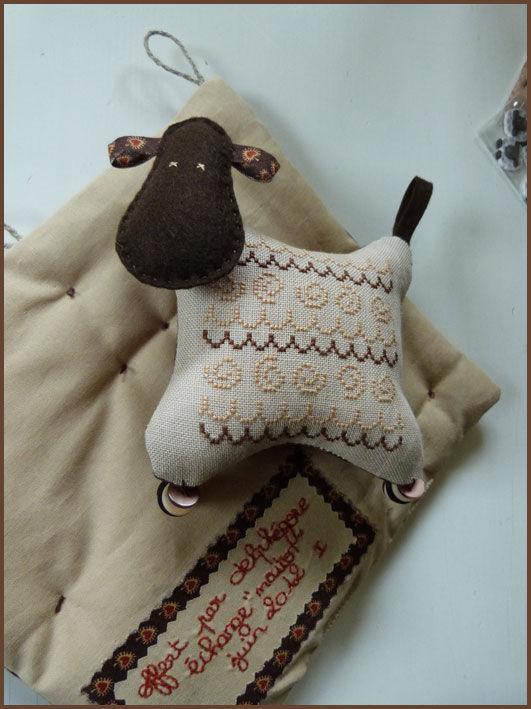 mouton country passionnée