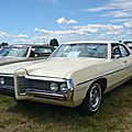 PONTIAC Executive 400 4door hardtop 1969 Eutingen im Gau (1)