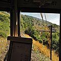 Le petit train jaune 5 'tout devant'