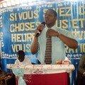 COTE D IVOIRE ABIDJAN: Pastoral