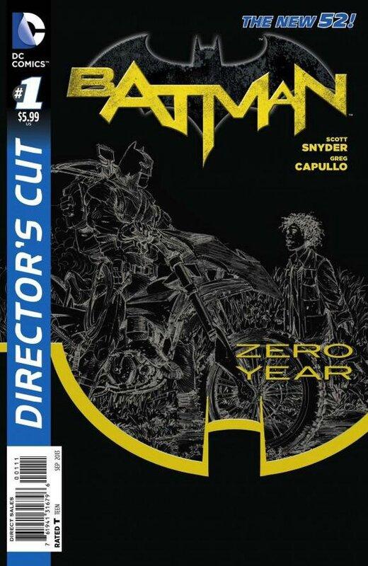 new 52 batman zero year director's cut