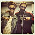 Yeah bitch ! wiz khalifa *-* et snoop dogg (euh.. snoop lion !) #ayélé