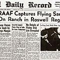 La contre-enquête sur l'affaire roswell : jj velasco apporte des éléments nouveaux