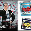 Thé anastasia - thé prince wladimir - collection jean paul gaultier - kusmi tea