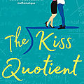The kiss quotient de helen hoang