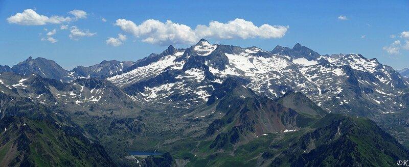 Le massif du Néouvielle