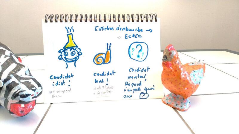 Paperboard : Hippo et Paulette