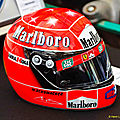 Casque SCHUMACHER Michael_01 - 2001 HL _GF