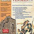 3 octobre 2015, le souvenir vendéen à amailloux et la chapelle-saint-laurent