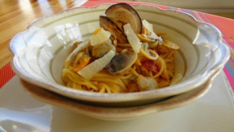 poisson spaghettis coques coppa 1