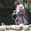03-Bolivie c, de Sucre à Uyuni