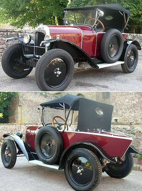 CITROEN - 5 HP - 1923