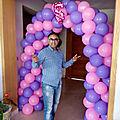 Organisation et animation des anniversaires à domicile au maroc