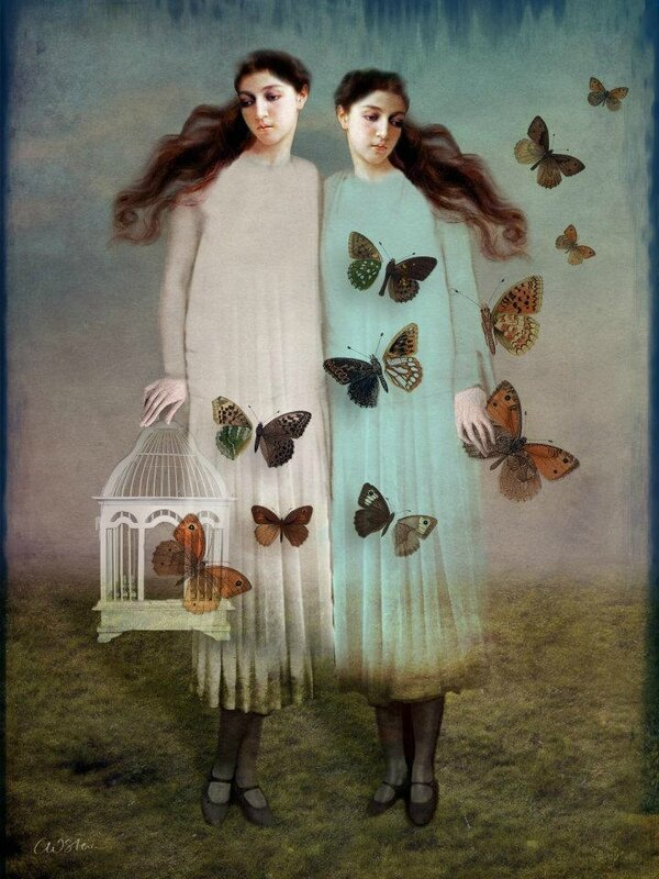 Catrin Welz-Stein - German Surrealist Graphic Designer - Tutt'Art@ (27)