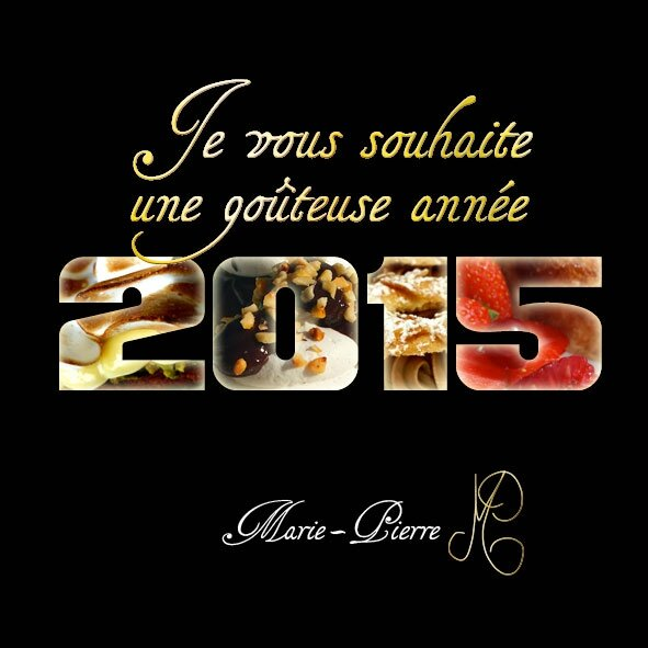 Meilleurs Vœux !!!