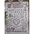 2016 SAL Lavender Sampler