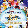 Disney sur glace, le spectacle disney de fin d'année