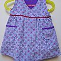 Robe baby's pinafore dress, ottobre 6/2007