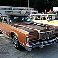 Lincoln continental town car 4door sedan-1976