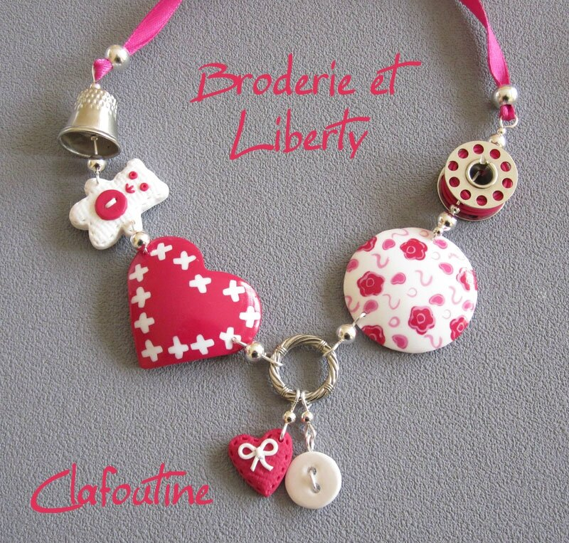 Broderie et Liberty