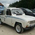 Renault 4l pick-up carrossé par boisnier