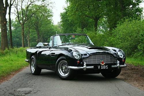 Bonhams Breaks World Record Price For Aston Martin DB Convertible - Aston martin db5 1964 price
