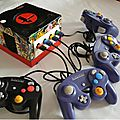 Custom gamecube