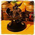 Warhammer quest - début du montage