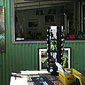 Moteur, exposition de l'autre côté du miroir 2013