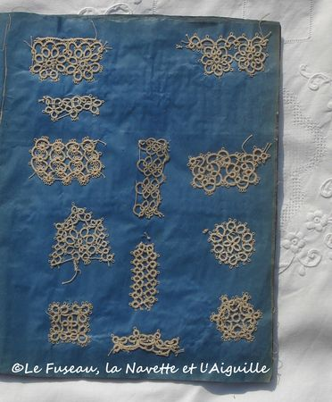 dentelle cahier page5
