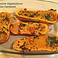 Butternut au gingembre