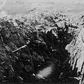 Du 4 au 6 mai 1916 . tentatives de contre-attaque de la 17e di, puis montée de la 152e di.