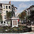 Verdun 2 - monument Chevert (datée 1967)