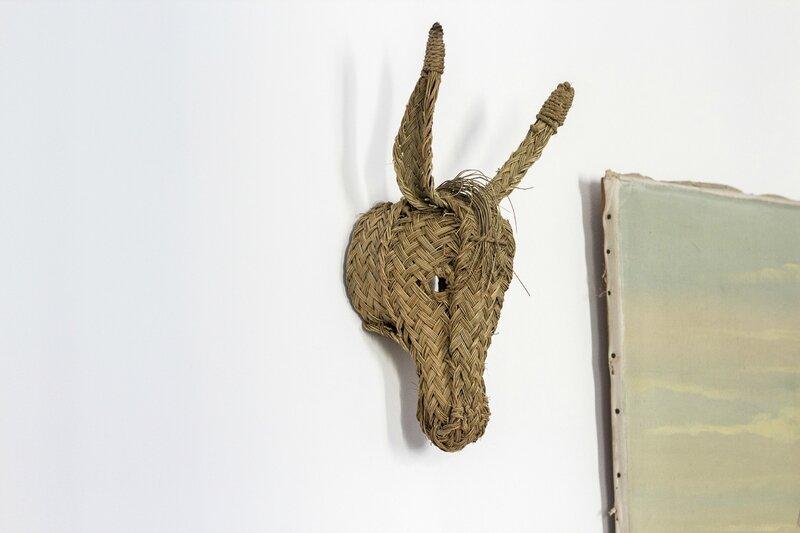 Trophée âne petit modèle chambre enfant TRENDY LITTLE 1