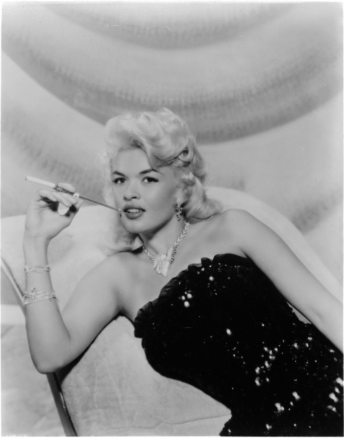 jayne-1957-studio_portrait-black_strass_dress-4