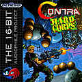Contra: hard corps sega megadrive