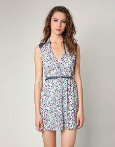robe courte printemps 2012
