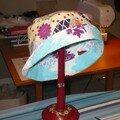 Un chapeau pour Porcinette